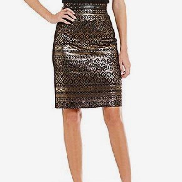 08e00ce84c22 ANTONIO MELANI Skirts | Nwt Tani Skirt Belt | Poshmark